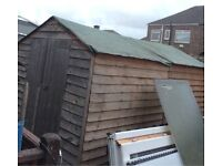 GARDEN SHED 10x6 ft CHEAP!!!