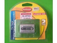 Lithium Ion Camera Battery. 7.2volt