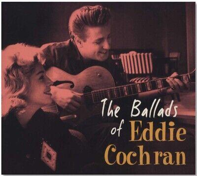 Rock 'n Roll CD - Eddie Cochran - The Ballads Of Eddie Cochran - NEW / SEALED
