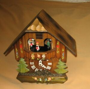 Genuine Blackforest Cuckoo Clock - 1757 LaFrance
