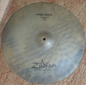 The entire Zildjian Remix line up in new condition.