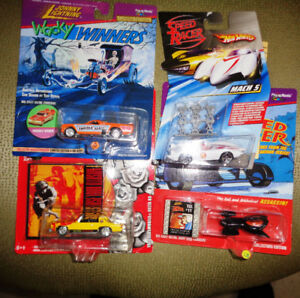 Diecast Speed Racer Trouble Maker El Camino 77 Olds Guns & Roses