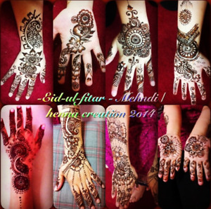 Henna for all occasions