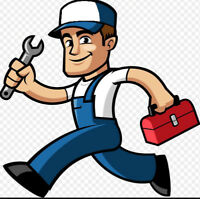 JMan Plumber and JMan Electrician 1-306-6124747