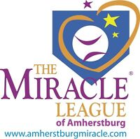 Love Baseball? Volunteer For The Miracle League of Amherstburg