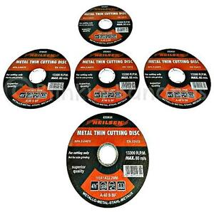 5-X-4-5-115MM-ANGLE-GRINDER-CUTTER-THIN-METAL-CUTTING-BLADE-DISCS-DISKS