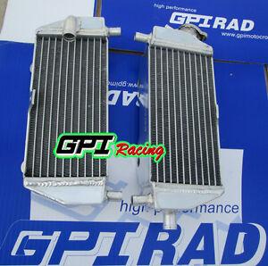 Aluminum Radiator for Kawasaki KX125 KX250 1994-2002 1995 1996 1997 1998