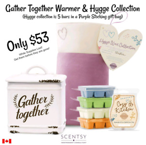 Scentsy Limited Time Bundle