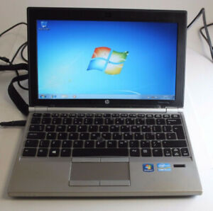HP Elitebook 2170p Core i7 2.1Ghz 256GB SSD, 16GB RAM a vendre