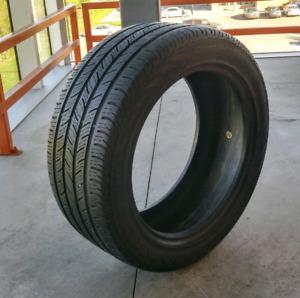 Single 255/45/18,245/45/18,225/45/17 all season tires