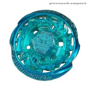 SUPER RARE Takara Tomy Beyblade Limited Edition Burn Phoenix Ice Blue Version