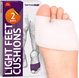 Foot Pain Relief Bunion Forefoot Cushioning Relief