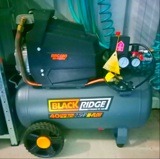 air compressor, $180 | Power Tools | Gumtree Australia Fraser