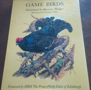 Game Birds, Charles Coles, Illustrated by Maurice Pledger