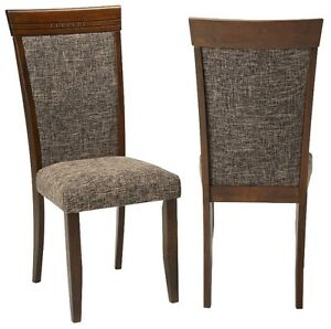 McLeland Design Bristol Dining Chair - Set of 2, New