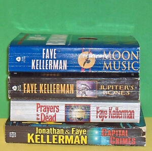 Lot of 4 Fay Kellerman Paperback Pocket Novels Belleville Belleville Area image 3