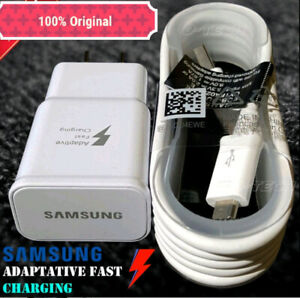NEW Samsung FAST charger S4 S5 S6 S7 NOTE 5 4 3 2