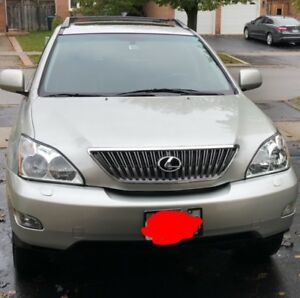 2007 LEXUS RX 350 - LEATHER-SUNROOF-HEATED SEATS