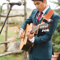 Wedding Musician / Guitarist / Singer