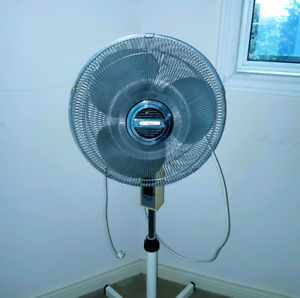 Classic Stand Fan that works much better than the new ones