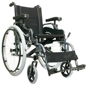 Karma Eagle Folding Wheelchair Balwyn Boroondara Area Preview
