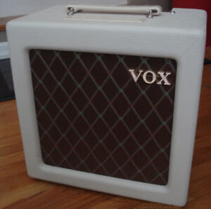 Vox AC4TV Tube Amplifier in New Condition