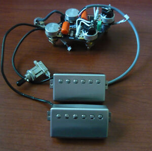Gibson '57 Classic & '57+ w/ Wiring Harness