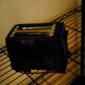 Toaster, Kettle, Spice Rack, Pots/Pans, microwave and more