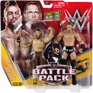 MATTEL WWE FIGURES FOR SALE ENZO AMORE AND BIG CASS