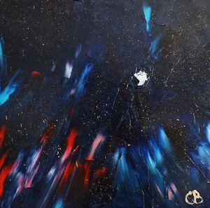 L'Ampleur - Huile sur toile - Art