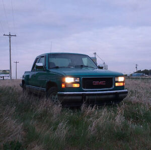1994 GMC Sierra 1500 Step Side