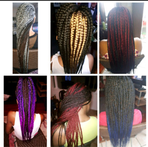 BRAIDS and MORE!