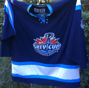Grey Cup Hockey Sweater / Chandail Hockey Coupe Grey