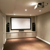 Tv wall mounting installation-same day service-fully insured