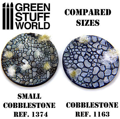 как выглядит Фигурка Reaper Rolling Pin small COBBLESTONE Texture - Create your bases Warhammer Bolt Action фото