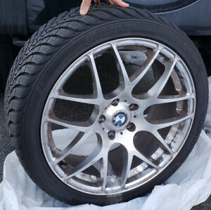 BMW winter tires M3 & M4 - $1500