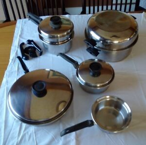 Quality Pots and Pans - $75