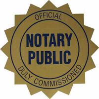 MOBILE NOTARY PUBLIC - Adam Nobel - (306) 881-8942