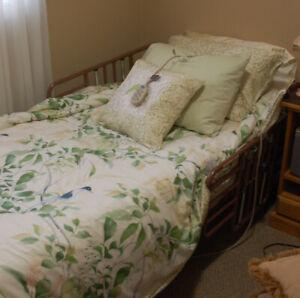 Hospital Bed - extra long length