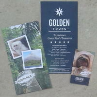 Adventure vacations & excursions with Golden Tours Costa Rica
