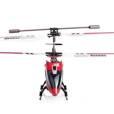 Proper SYMA S107G 3.5 Channel Metal Remote Control RC Helicopter LED Light GYRO