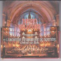 CD Bruno Pelletier, concert de Noël (2003) avec l'Orchestre...
