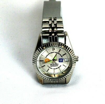 """Woman's Watch by Hampden """"St. Croix"""" Automotive GM-UAW Logos New in Box SPECIAL"""