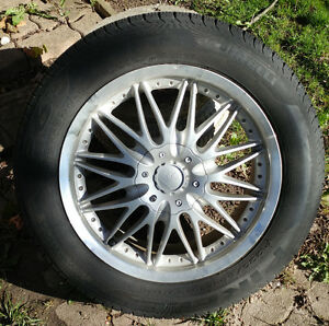 Pirelli 225/60/18 Tires 5x127or 5x114.3 wheels and TPMS