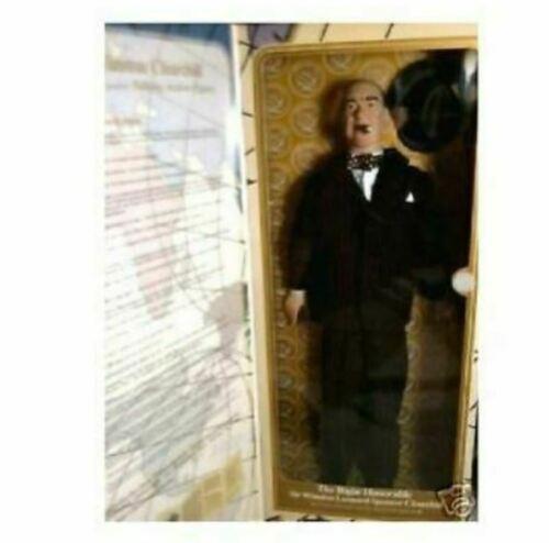 """12"""" Toy Talking Winston Churchill Talking Action Figure Doll figure"""