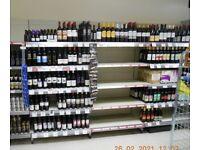 Supermarket Shop retail shelving