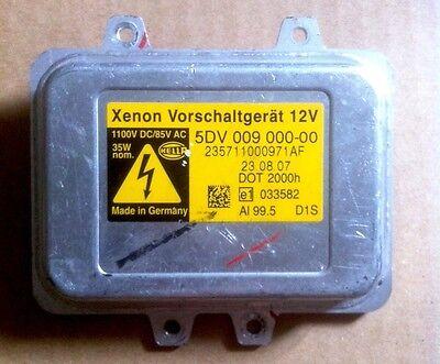 VW Golf, Jetta & Tiguan OEM XENON HID HEADLIGHT BALLAST CONTROL COMPUTER UNIT
