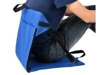 Portable folding camping/hiking seat