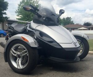 Can Am Spyder 2008