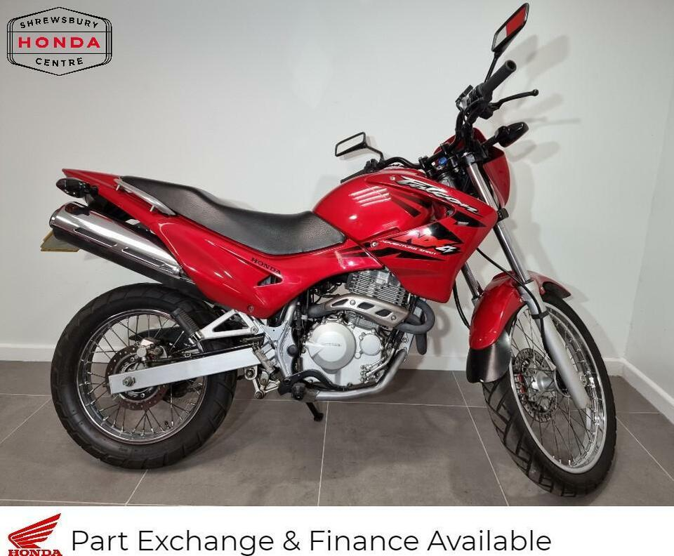 Honda NX 400 Rare bike only 15 left in the country